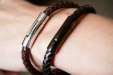 Leder-Armband-leather-bracelet