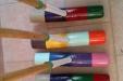 Multicolor Polo Schläger
